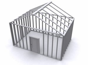 How to estimate and build a shed - Planing
