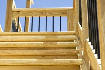 How to build a deck - Stair, stringers and steps