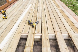 How to Build a Deck - Step by Step
