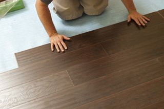 How to install a vinyl composite flooring